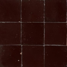zellige donker bruin 901