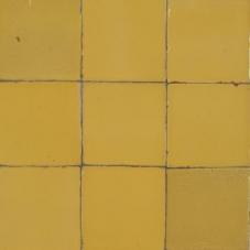 zellige citroen geel 201