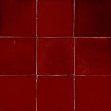 zellige karmijn rood 402