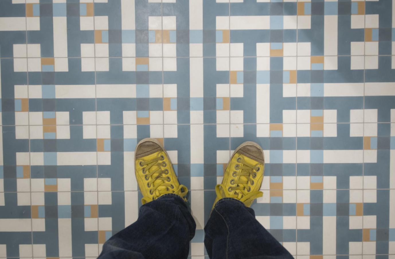 Downtown patroonfabriek portugese tegels