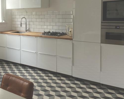 Portugese Tegels Keukenvloer : Portugese tegels keukenvloer: terrazzo vloer herstellen elegant