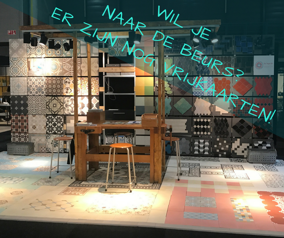 Vrijkaarten beurs eigen huis patroonfabriek portugese tegels for Huis de beurs