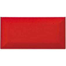metrotegel mat rood