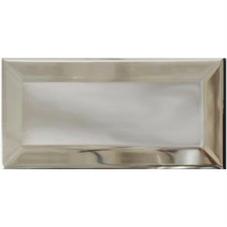 metrotegel zilver