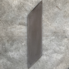 terracotta hongaarse punt zwart