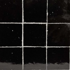 Zellige alhambra zwart 31