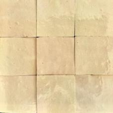 Zellige Alhambra Geelwit 4110