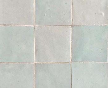 Zellige Alhambra Grijswit 37