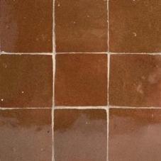 Zellige alhambra bruin 13