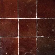 zellige alhambra roest 34