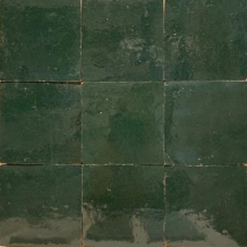 zellige alhambra legergroen 45