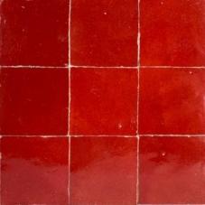 zellige alhambra rood 38