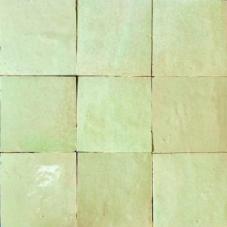 zellige alhambra transparant-groen 49
