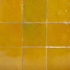 zellige alhambra geel 32