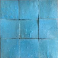 zellige alhambra zeeblauw 2910