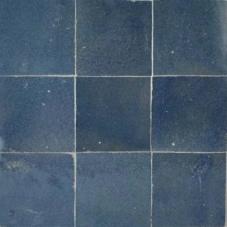 zellige alhambra jeansblauw 33