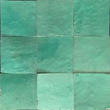 zellige alhambra pastelgroen 3810