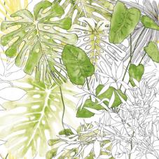 Jungle blad