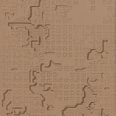 Bas-reliëf cloud cipria