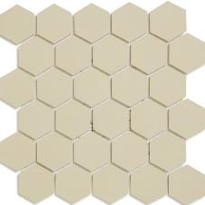 winckelmans mozaïek hexagon blanc